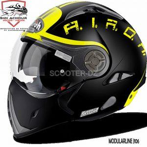 Airoh, la nouvelle marque qui rejoint Sidi Achour Motos Pièces