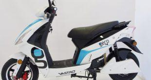 Vastro Geco : un scooter 50 électrique