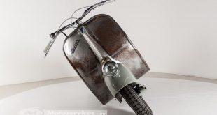 Enchères Vespa : une Série 0 de 1946