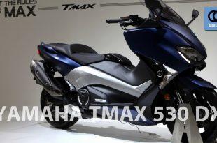 YAMAHA TMAX 530 EURO4 2017 arrivé en Europe