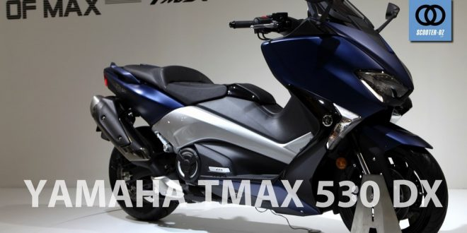 yamaha tmax 530 euro4 2017 arriv en europe scooter dz. Black Bedroom Furniture Sets. Home Design Ideas