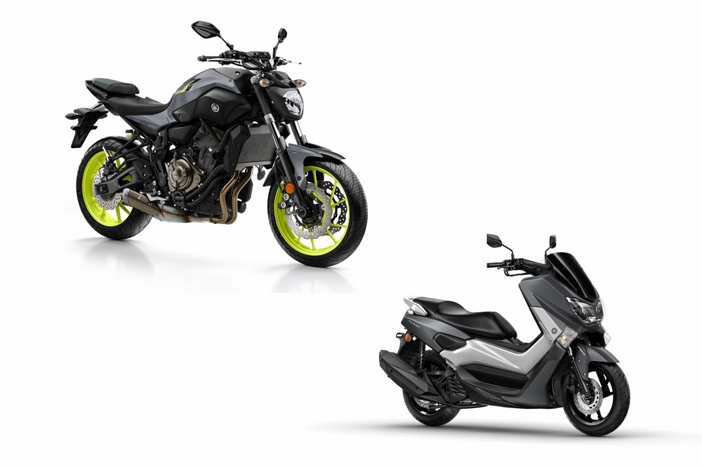 tarif yamaha mt 07 et nmax 125 en hausse scooter dz. Black Bedroom Furniture Sets. Home Design Ideas