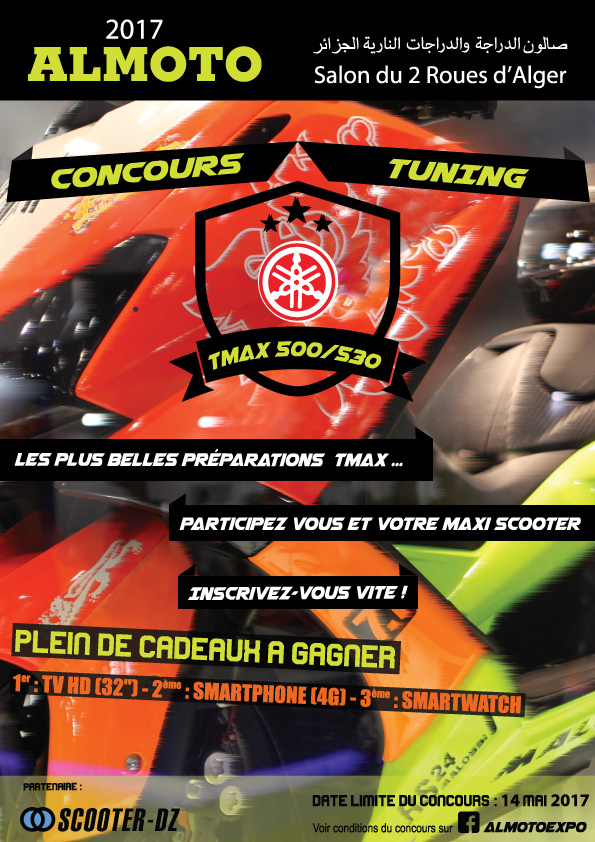 "CONCOURS TUNING ""ALMOTO 2017"""