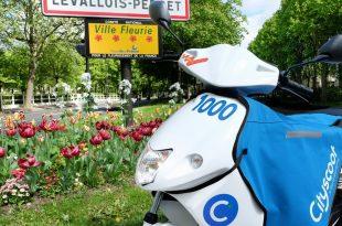 Cityscoot : le 1000e scooter électrique