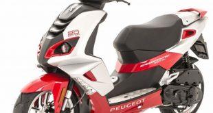 Peugeot Speedfight 4 : édition limitée