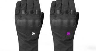 Racer Wilson : des gants pour la mi-saison