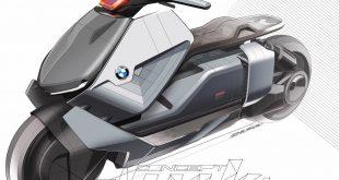 BMW présente son futur C-Evo