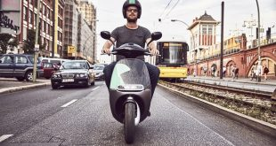 COUP, des nouveaux eScooters en libre-service
