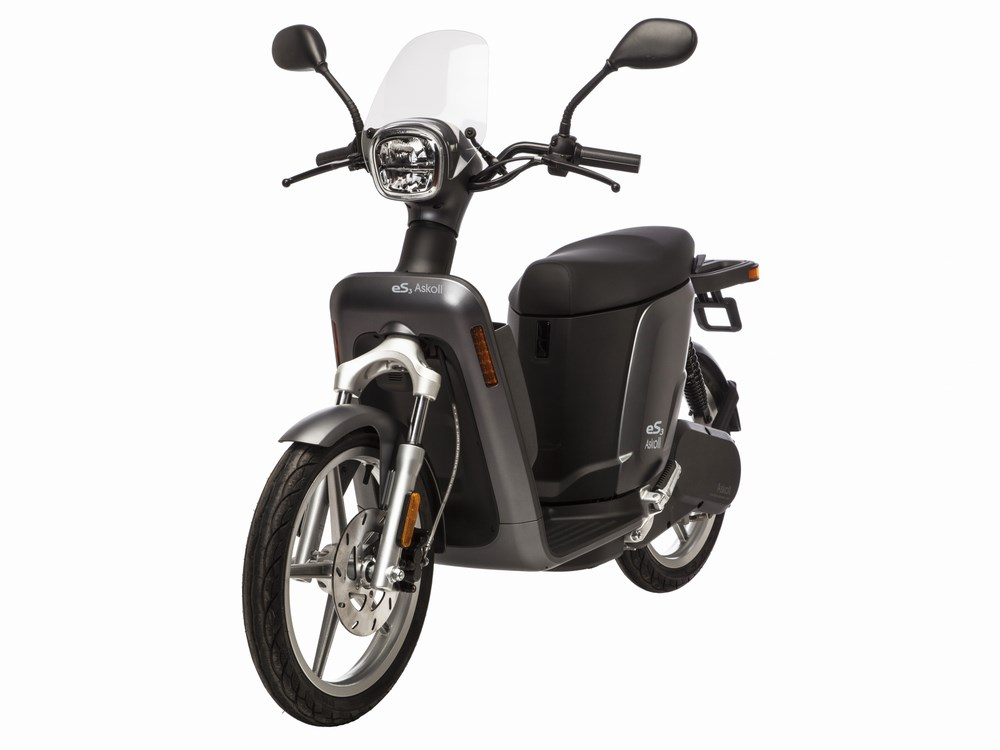 askoll es3 nouveau scooter lectrique quivalent 100 cm3 scooter dz. Black Bedroom Furniture Sets. Home Design Ideas