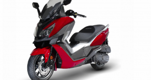 Sym Cruisym 300, il arrive en concession
