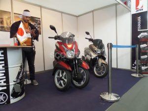 50ème édition de la Foire Internationale d'Alger : Yamaha présent ...