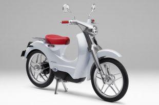 Honda : un scooter électrique confirmé pour 2018