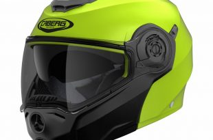 Casque Caberg Droid : modulable super looké