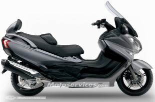 Suzuki Burgman 650 Executive Euro 4