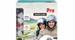 Essai bouchons d'oreilles « Moto Safe » d'Alpine