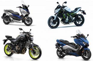 France : marché moto - scooter juin 2017