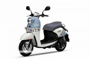 Honda et Yamaha collaborent pour la promotion de scooters électriques