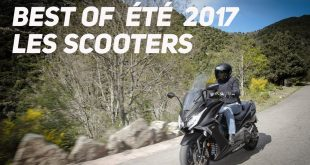 France : best of été 2017 scooter