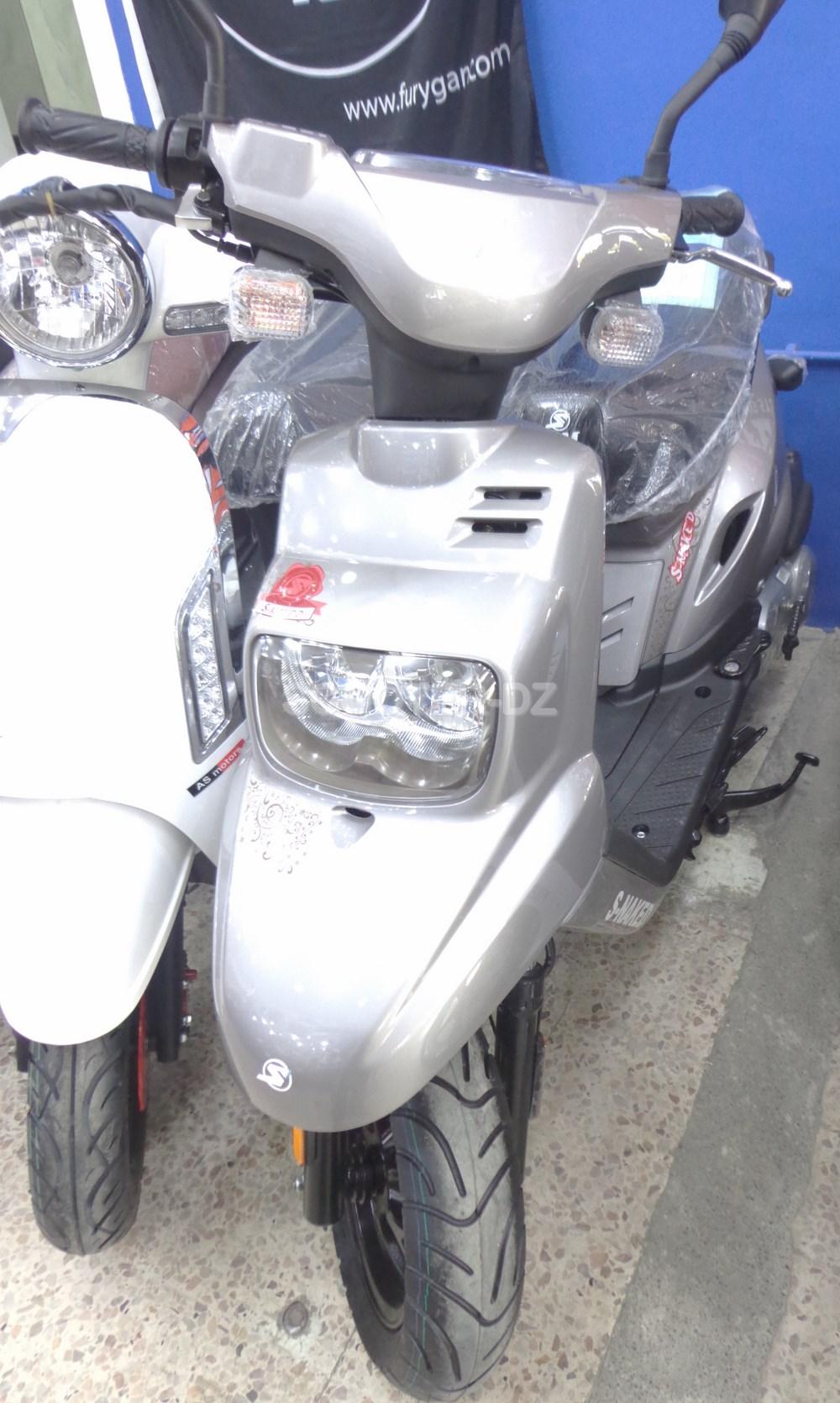 moto scooter sam