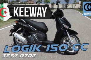 KEEWAY LOGIK 150