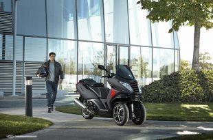 Crédit 0% sur les Peugeot Metropolis