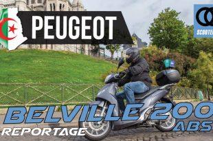 PEUGEOT BELVILLE 200 ABS