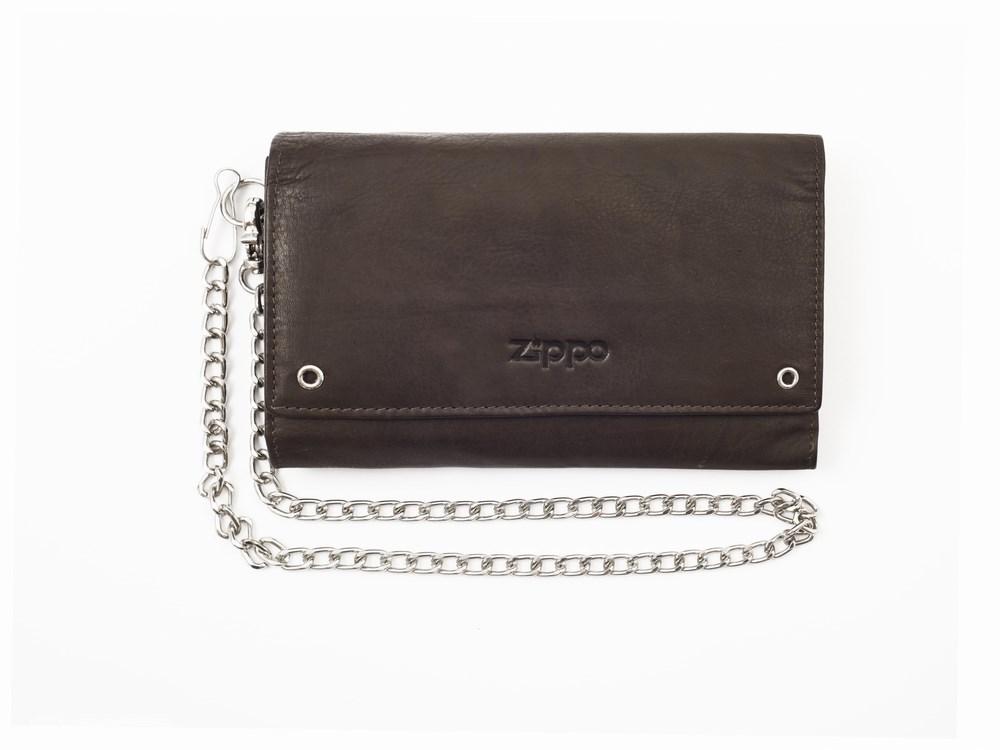 Zippo : le portefeuille qui va avec votre briquet