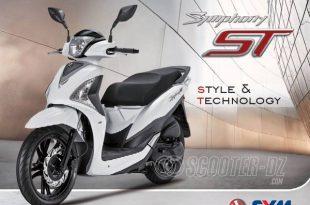 SYM Algérie : arrivage SYM SYMPHONY SR / ST 150