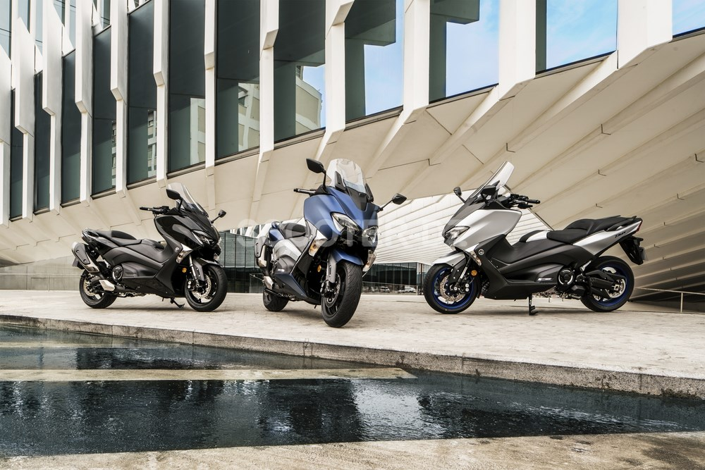Yamaha Algérie : arrivée du TMAX 530 Millésime 2017
