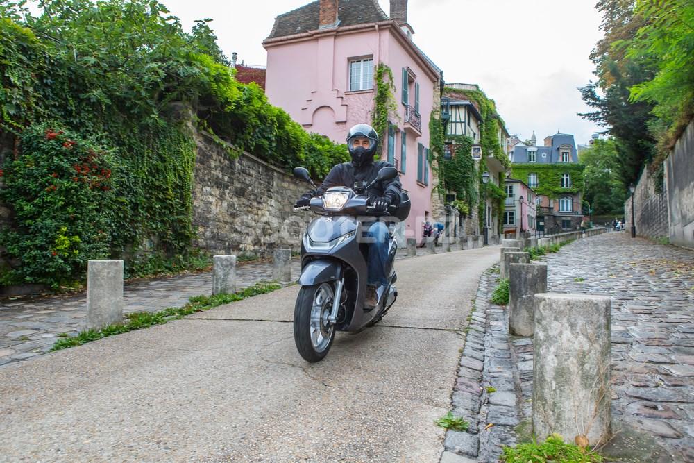 Peugeot Scooters : Lancement du Belville 125 / 200