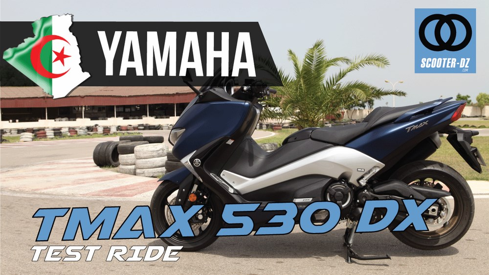 yamaha tmax 530 dx scooter dz. Black Bedroom Furniture Sets. Home Design Ideas