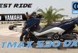 ESSAI COMPLET : YAMAHA TMAX 530 DX