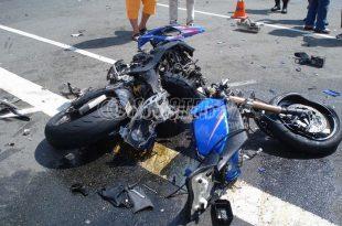 Algérie 2017 : les motocyclistes impliqués dans 1.485 accidents