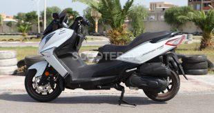 SYM Algérie : nouveau Joymax 250i ABS