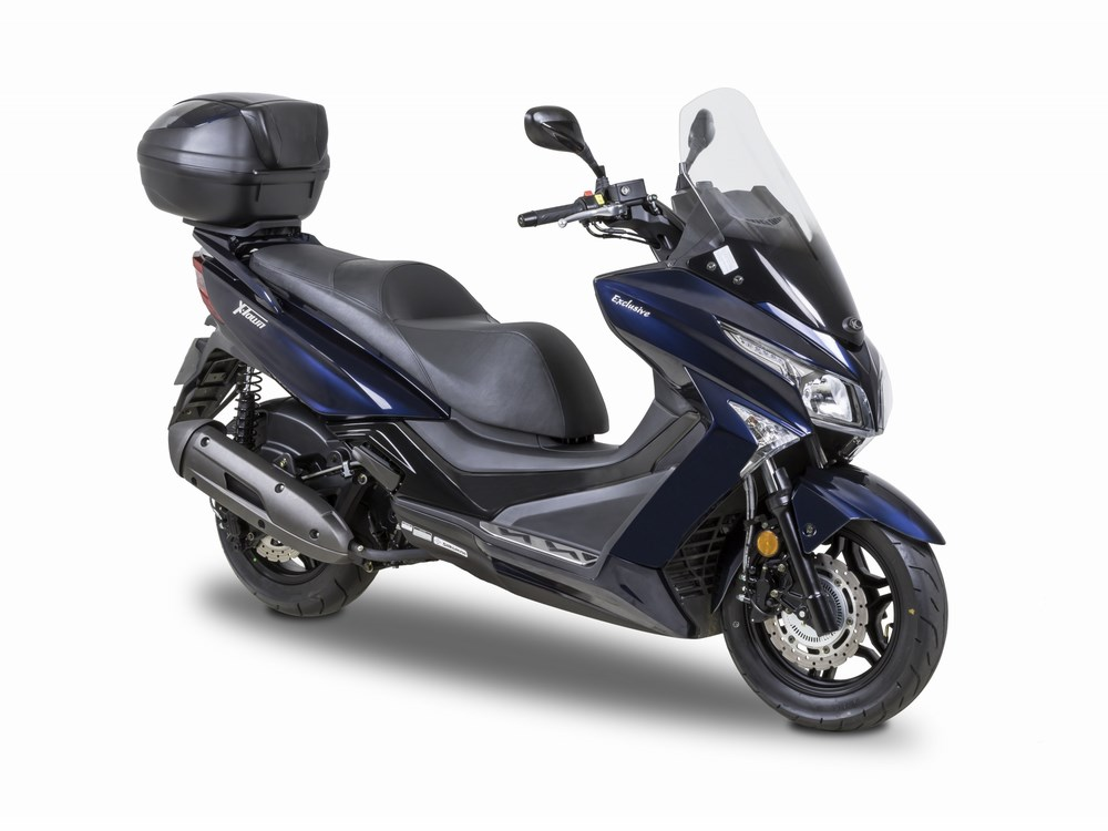 Kymco X-Town 125 Exclusive