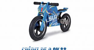 Suzuki écrase le crédit