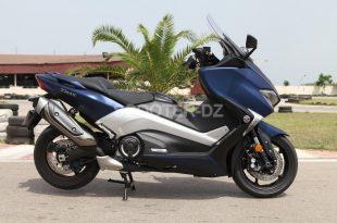 Yamaha Algérie : disponibilité du TMAX 530 DX pour cet été 2018