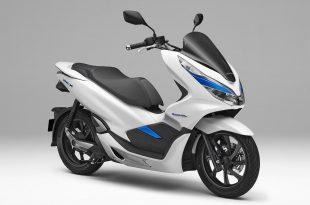 Honda : un PCX 125 électrique