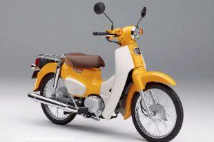 Honda : les Super Cub C125, 110 et Cross Cub à Tokyo