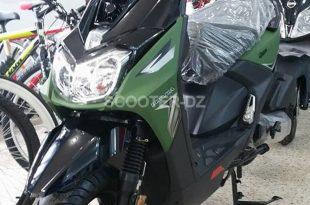 LUOJIA Algérie : nouveau scooter 150 cc, le T-28 150