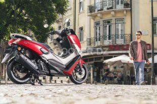 YAMAHA Algérie : retour du NMAX ABS en version 155 cc