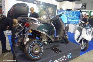 3 roues chez Eccity pour 2018