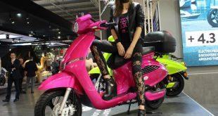 Govecs : Elly, le nouveau scooter électrique rétro