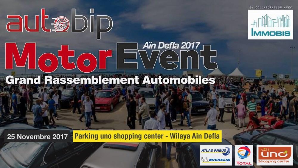 """""""Grand Rassemblement Auto"""" d'Algérie, le 25 novembre à Ain Defla"""