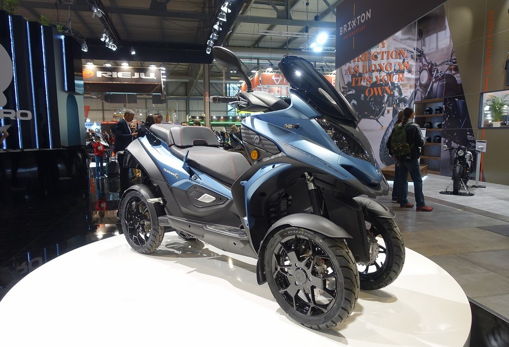 Quadro Vehicles : nouveau CEO