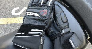 Bering Kraken : gants hiver gore-tex