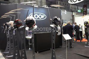 ROOF Boxxer Carbon | Eicma 2017
