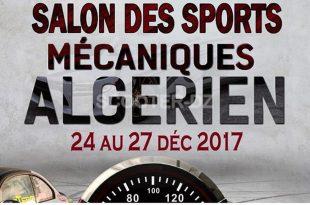 1er Salon des Sports Mécaniques en Algérie