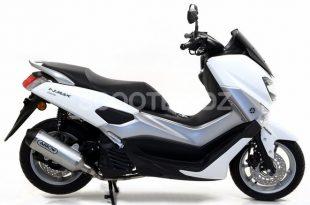 Équipez votre Yamaha NMAX 155 ABS d'une ligne Arrow !