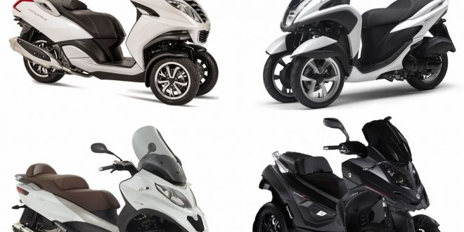 france march scooter 3 roues novembre 2017 grise mine scooter dz. Black Bedroom Furniture Sets. Home Design Ideas